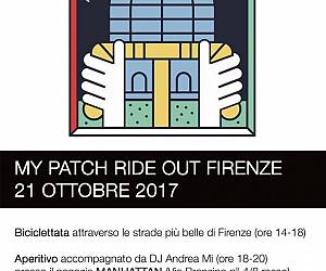 Evento My Patch Ride Out - Alinari Bike Rent
