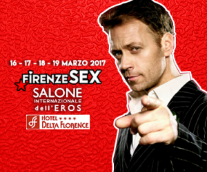 Evento Firenze Sex 2017 - Hotel Delta Florence