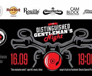 Evento The Distinguished Gentleman's Night - Camping Firenze