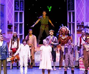 Evento Peter Pan il musical - Teatro Verdi