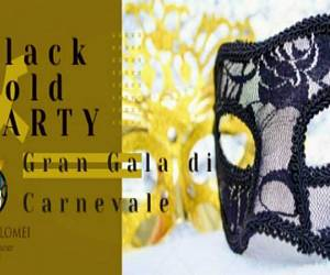 Evento Black and Gold Party: Gran Galà di Carnevale - Villa Tolomei Hotel & Resort