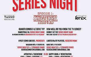 Series Night Ep. - Tasso Hostel Firenze