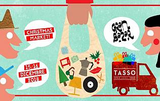 Gran Bazar XMas Market all'Ostello Tasso - Tasso Hostel Firenze