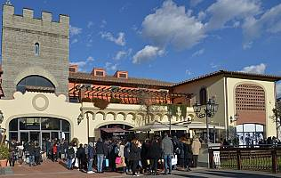 Barberino Designer Outlet, weekend di saldi - Barberino Designer Outlet