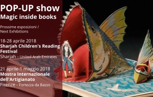 Pop-Up Show: La magia dentro i libri - Fortezza da Basso