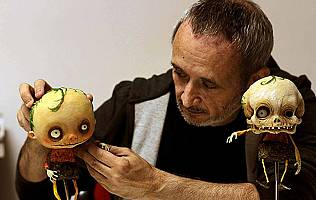 Workshop di Puppet making - Cartavetra luogo per le arti