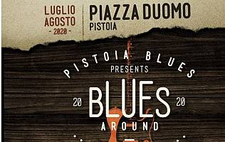 Blues Around - Pistoia