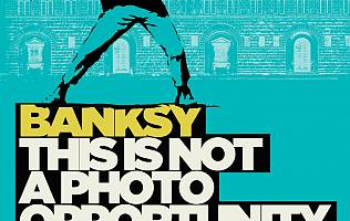 Banksy a Firenze, la mostra: This is not a photo opportunity - Palazzo Medici Riccardi