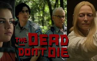 The dead don't die - Cinema Odeon
