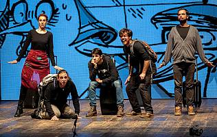 Kobane Calling On Stage - Teatro Puccini