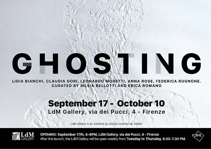 Evento Mostra di Arte Contemporanea: Ghosting - LdM Gallery