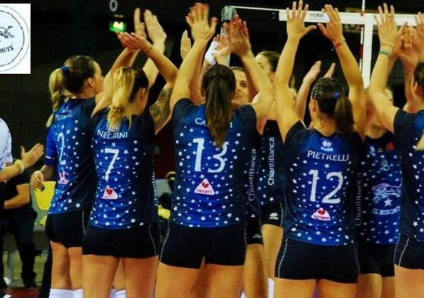 Evento Bisonte Volley – Campionato A1 2019/2020 - Nelson Mandela Forum