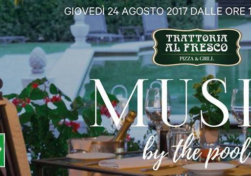 Evento Al Fresco presenta: Music by the Pool  - Hotel Four Seasons