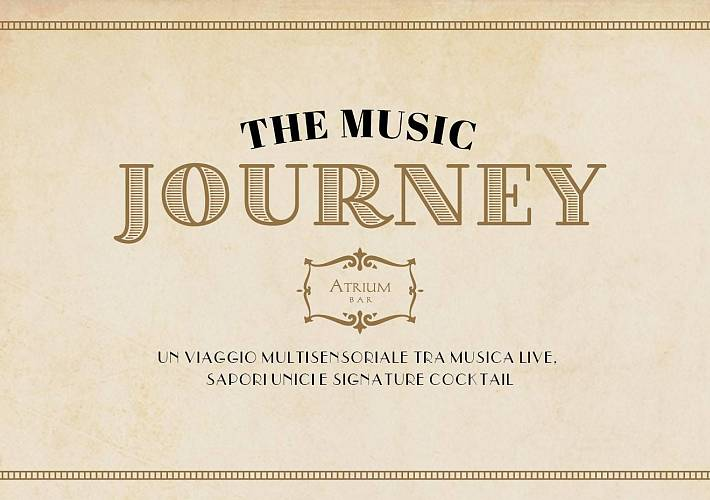 Evento The Music Journey - Hotel Four Seasons
