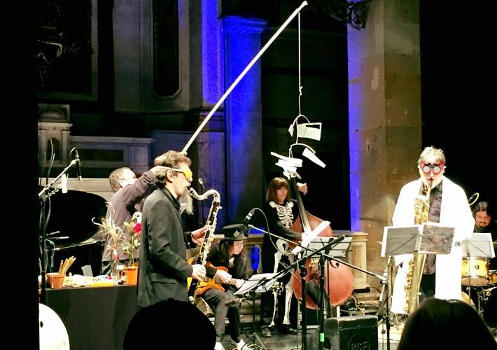 Evento MET Jazz 2019: Storie e viaggi in jazz - Teatro Metastasio