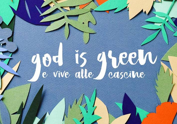 Evento God is Green e vive alle Cascine - Ex Manifattura Tabacchi