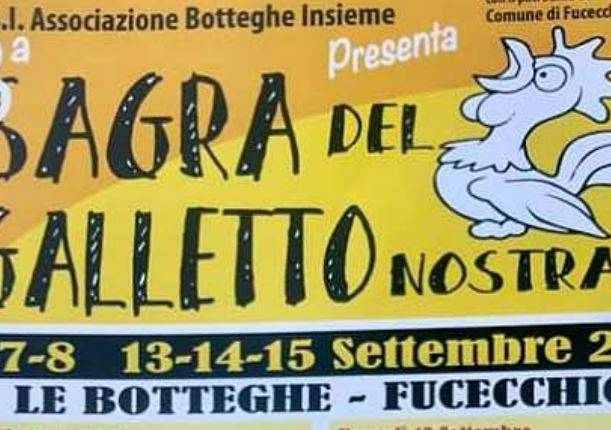 Evento Sagra del Galletto Nostrale - Fucecchio