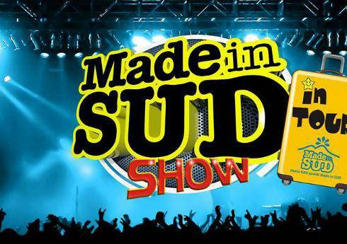 Evento Made in Sud in tour - Teatro Obihall