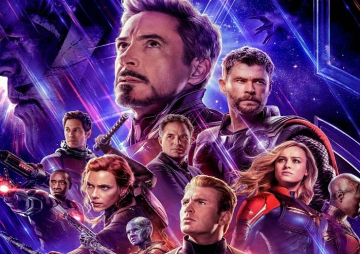 Evento Avengers Endgame - Cinema Odeon