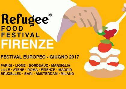 Evento Refugee Food Festival - Libreria Brac