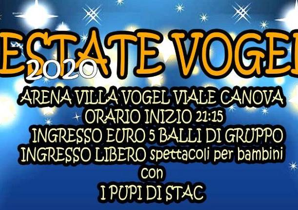 Evento ​L'Estate nel Quartiere 4 - Parco di Villa Vogel