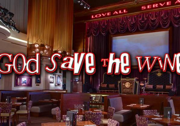Evento God Save The Wine all'Hard Rock Cafe - Hard Rock Cafe