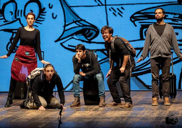 Evento Kobane Calling On Stage - Teatro Puccini