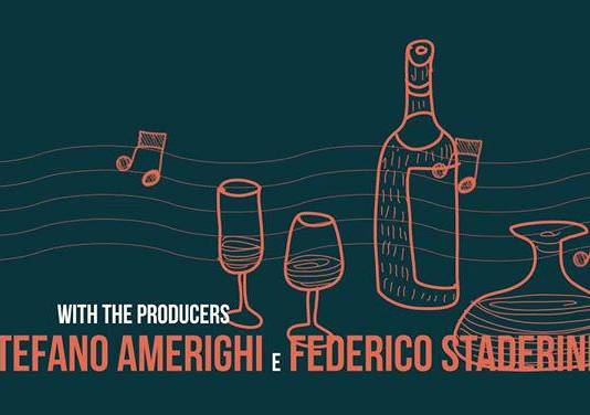 Evento The Florentine Wine Club Dinner: Wine + Music - Enoteca de' Macci