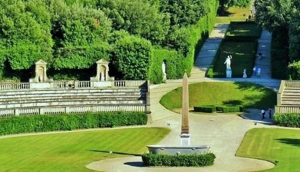 Visita al giardino di boboli giardino di boboli eventi a firenze - Giardino di boboli firenze ...