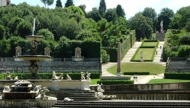 Boboli il giardino alchemico ed ermetico giardino di boboli eventi a firenze - Giardino di boboli firenze ...
