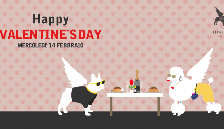 Evento Happy Valentine´s Day Rivalta Cafe