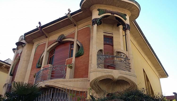 Alla scoperta dello stile Liberty tra le vie di Firenze (ITINERARIO ...