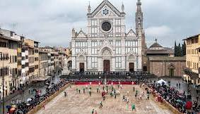 Evento Partita dell'assedio 2019 Piazza Santa Croce