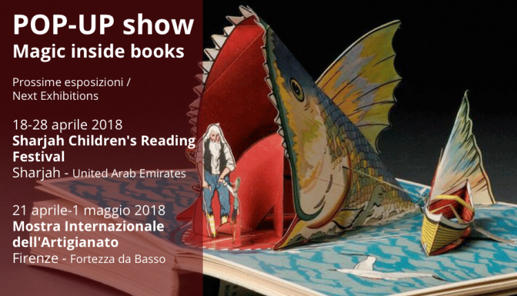 Evento Pop-Up Show: La magia dentro i libri Fortezza da Basso