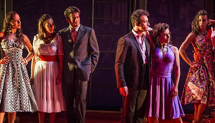 Evento West Side Story  Nuovo Teatro dell'Opera di Firenze