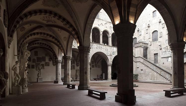 Museo Del Bargello.Il Palazzo Del Bargello E La Giustizia A Firenze Museo Nazionale Del