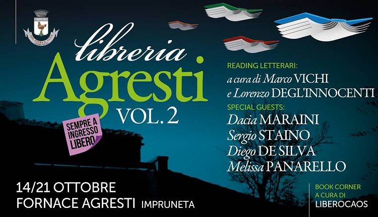 Evento Libreria Agresti vol. 2 Fornace Agresti