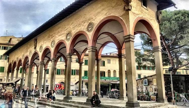 Piazza dei ciompi firenze eventi for Piazza dei ciompi