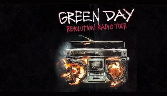 Evento Green day in concerto Nelson Mandela Forum