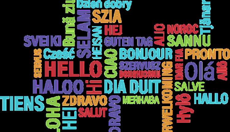 Risultati immagini per festival delle lingue