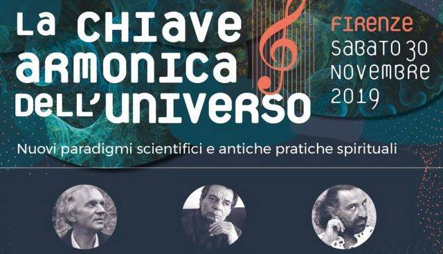 Evento Conferenza: La chiave armonica dell'universo Cinema Odeon