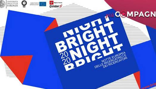 Evento Bright-Night 2020, edizione online Cinema La Compagnia