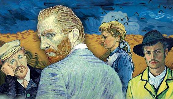 Evento Loving Vincent -Le repliche Cinema Odeon