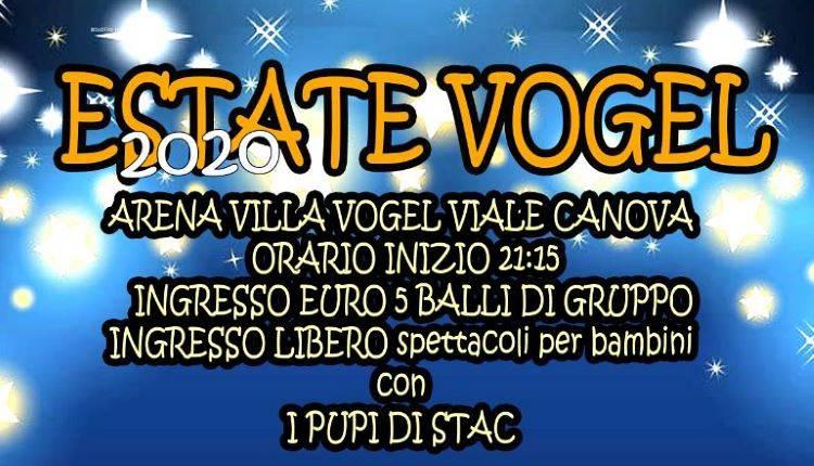 Evento ​L'Estate nel Quartiere 4 Parco di Villa Vogel