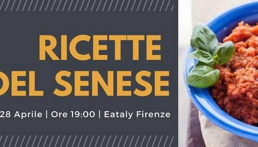 ricette del senese- corso di cucina eataly firenze - eventi a firenze - Corso Cucina Eataly