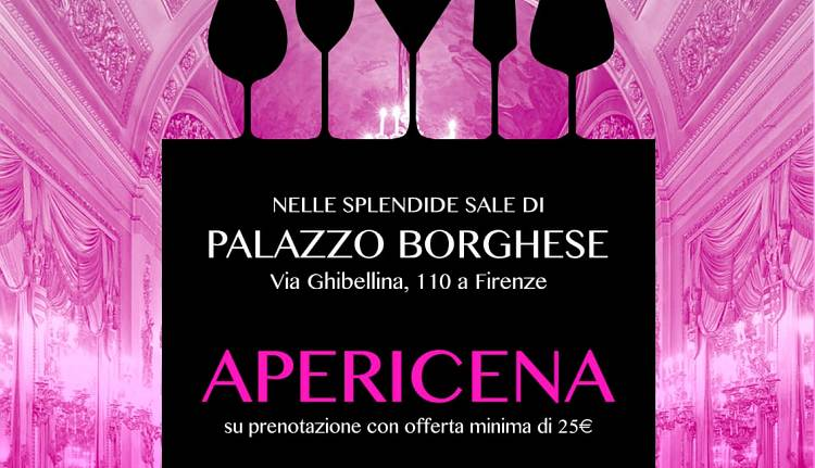 Evento Charity For Ant: Shopping e Apericena solidale Palazzo Borghese