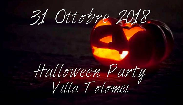 Evento Halloween Party  Villa Tolomei Hotel & Resort