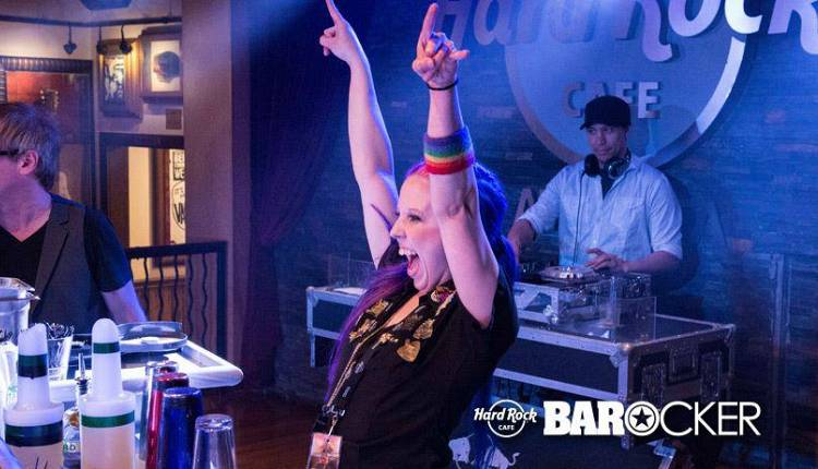 Evento Barocker Competition 2017 Hard Rock Cafe