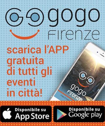 GoGoFirenze - Scarica l'app gratuita di tutti gli eventi in città!