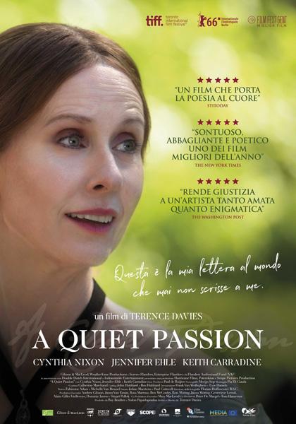 Locabdina film: A Quiet Passion